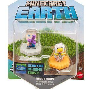 Minecraft Earth Boost Minis BNIB*